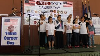 COPO Youth Career Day 2016 Part.1