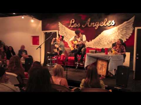 Kat Perkins LIVE at The Trailer Trash Talent Revue - PART 1