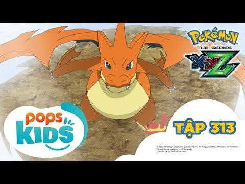 Pokémon Tập 313 - Khai mạc Giải liên đoàn Kalos! - Hoạt Hình Pokémon Tiếng Việt S19 XYZ - Thời lượng: 21:33.