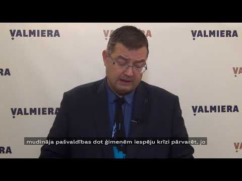 """Valmieras pilsētas pašvaldība par situāciju, kas radusies saistībā ar SIA """"Saimniecība 24"""" dzīvojamo māju pārvaldīšanu"""