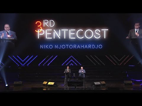 Pdt. Dr. Ir. Niko Njotorahardjo - The 3rd Pentecost (e21 Asia Congress 2018 Fire & Glory)