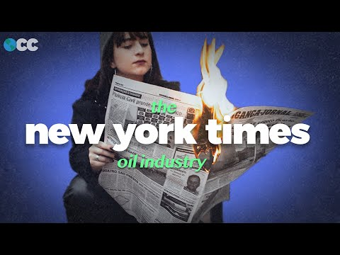 The New York Times is in the oil business.