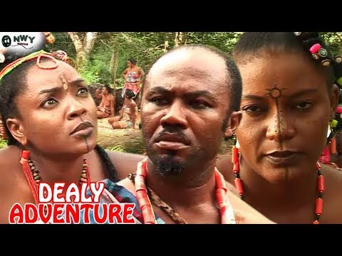 Deadly Adventure Season 1 - Chioma Chukwuka & Queen Nwokoye Latest Nigerian Nollywood Movie