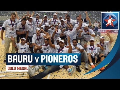 Bauru (BRA) Vs. Pioneros (ARG) - Game Highlight - Final Four - 2015 Liga De Las Americas