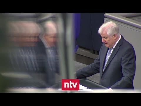 Innenminister Seehofer (CSU) vergleicht Rechtsextreme ...