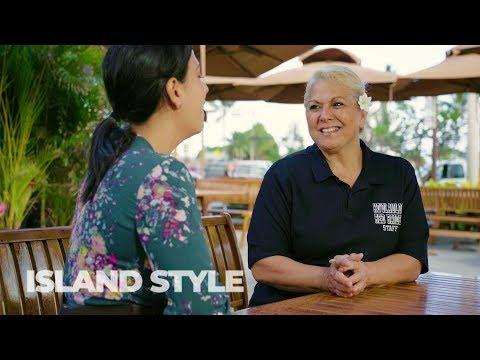 Island Style - Tita's Grill in Laie