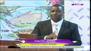 Tukuza: Sermon with Pastor Fred Akama, 24th October 2016 Part 2