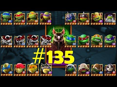 Teenage Mutant Ninja Turtles Legends - Part 135