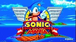 Sonic Mania Gameplay by GameSpot