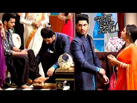 Naina Takes REVENGE Making Veer Wash Raghav's Feet