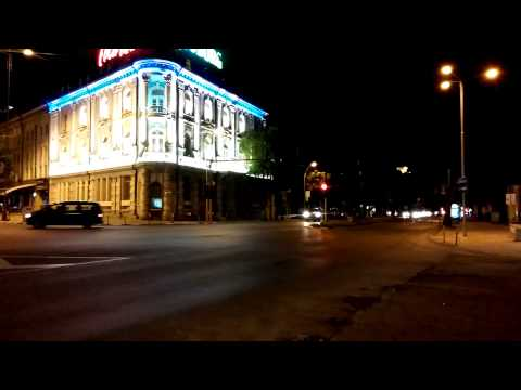 LG G2 Night Sample Video