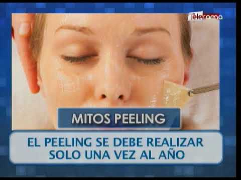 Mitos del peeling