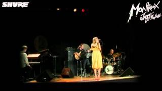 Shure Montreux Jazz Voice Competition 2012 - Finals - Elena Mindru Shure Deutschland