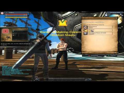 RaiderZ! Conheça o jogo! + Gameplay PT BR