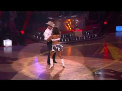 Tom Delay + Cheryl Burke - Texas Two Step