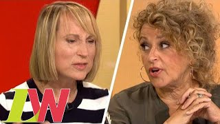 Video Carol and Nadia Exchange Strong Words Over Trump's UK Visit | Loose Women MP3, 3GP, MP4, WEBM, AVI, FLV Oktober 2018