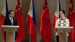 Chinese Foreign Minister Wang Yi on Tuesday said that southeast Asian nations should unite and say no to outside forces seeking to interfere in South China Sea issues. Subscribe to us on YouTube: https://goo.gl/lP12gADownload our APP on Apple Store (iOS): https://itunes.apple.com/us/app/cctvnews-app/id922456579?l=zh&ls=1&mt=8Download our APP on Google Play (Android): https://play.google.com/store/apps/details?id=com.imib.cctvFollow us on:Facebook: https://www.facebook.com/ChinaGlobalTVNetwork/Instagram: https://www.instagram.com/cgtn/?hl=zh-cnTwitter: https://twitter.com/CGTNOfficialPinterest: https://www.pinterest.com/CGTNOfficial/Tumblr: http://cctvnews.tumblr.com/Weibo: http://weibo.com/cctvnewsbeijing