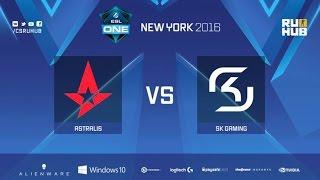 SK vs Astralis, game 1