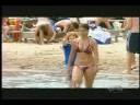 Un Cocodrilo en la Playa Ataca a muchas Personas - Humor