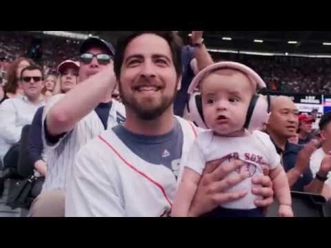 Video: London Series: When MLB came to Europe