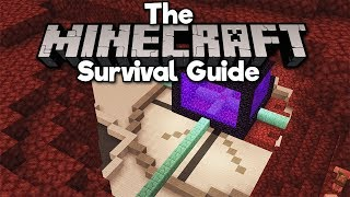 Spawn-Proofing Your Nether Hub! • The Minecraft Survival Guide (Tutorial Lets Play) [Part 173]