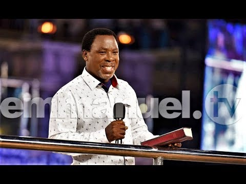 SCOAN 24/11/19: Full Live Sunday With TB Joshua At The Altar