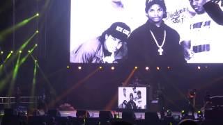 NWA - Gangsta Gangsta (Live at the BET Experience) Ice Cube, MC Ren, DJ Yella
