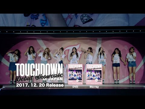"TWICE DEBUT SHOWCASE ""Touchdown in JAPAN"" Digest Video - Thời lượng: 3 phút, 40 giây."