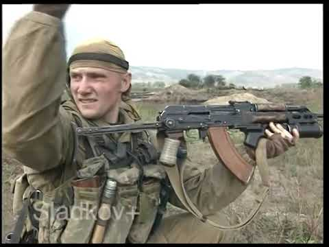 Raw Combat Footage - Chechnya, 2001
