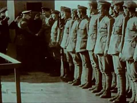 "Video. Documental ""La marina soviética desde 1900-1970""."