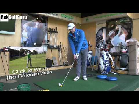 Hit Straighter Golf Shots Improve Your Release