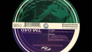 Theo Parrish & Marcellus Pittman - Evidence Of The 5th Green Foot - Track Mode