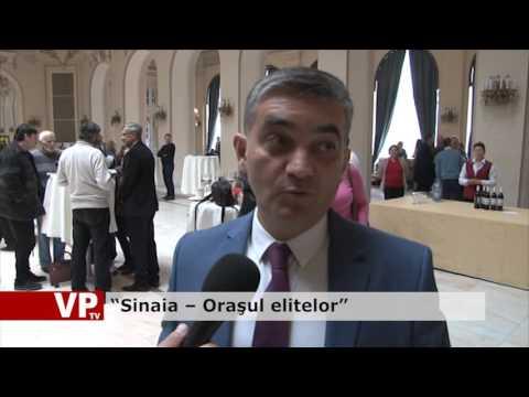 """Sinaia – Oraşul elitelor"""