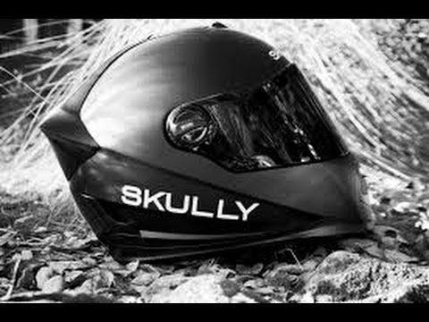 High Tech Skully Helmet A Google Glass That's Born To Be Wild