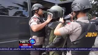 Video Tim Gegana Polda Sumatra Utara Meledakan Bom Rakitan Milik Teroris   NET24 MP3, 3GP, MP4, WEBM, AVI, FLV Oktober 2018