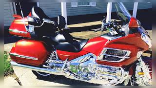 8. 2001 Goldwing