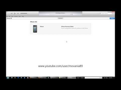 100% Working Method To Fix ITUNES ERROR On RESTORING/UPDATING - 3gs/4/4s/5 ALL Ipad Ipod Touch