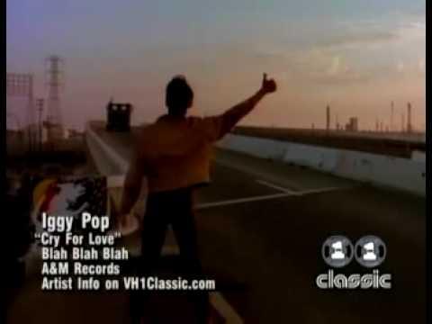 Iggy Pop - Cry for love lyrics