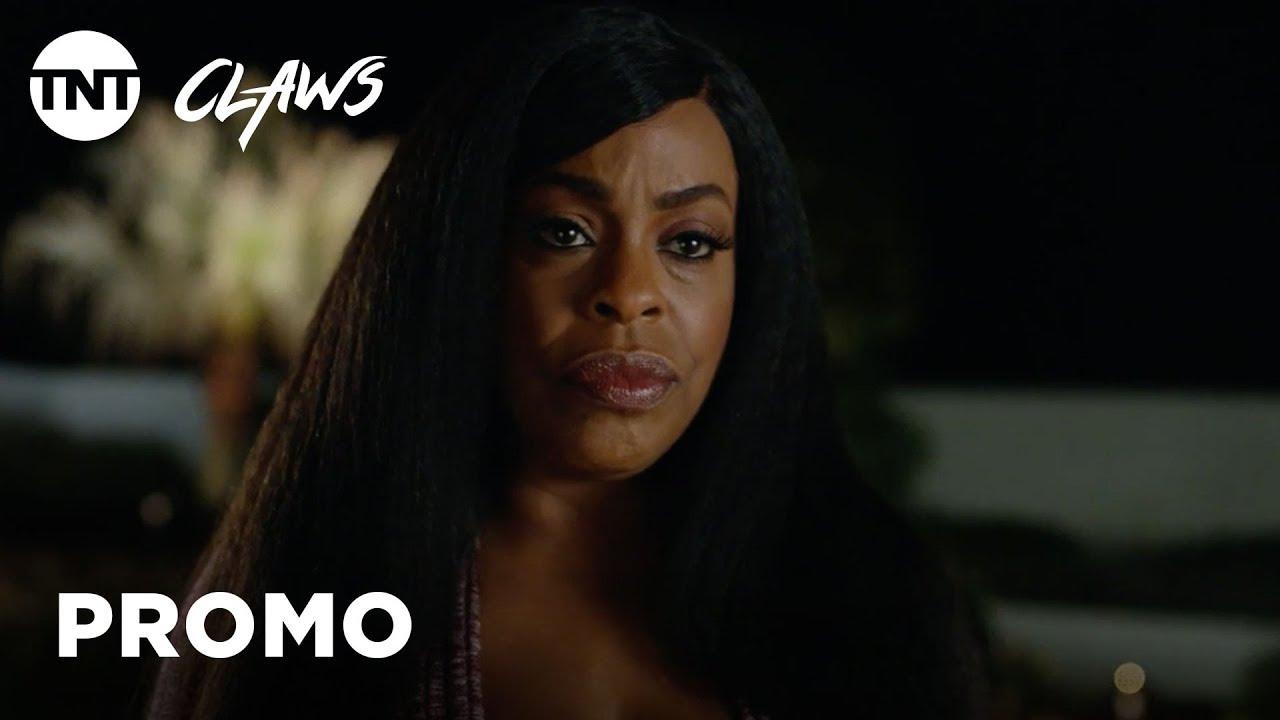 They are Getting It. Watch Niecy Nash & Karrueche Tran in TNT's Nail Salon Comedy Drama 'Claws' (2 Season Promo)
