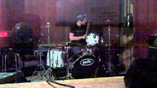 LEELAND-  Cant Stop Drum Cover @ STUDIO Video