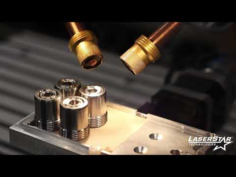 <h3>Hermetic Seal Laser Welding | Stainless Steel Pressed Sleeve</h3>In this micro laser welding video we demonstrate how LaserStar's proprietary MotionFX Multi-Axis CNC Programming Software enabled the coordinated integration of the LaserStar source with the motion system to produce the high quality hermetic seam welding results.