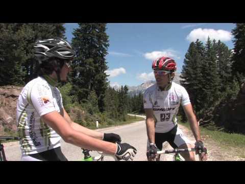 Alto Adige in bici da corsa