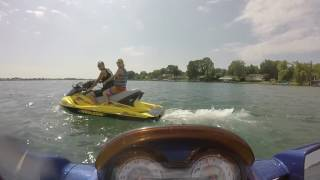 10. 2004 SeaDoo GTX 185 SC 4 tec on the Upper Niagara River