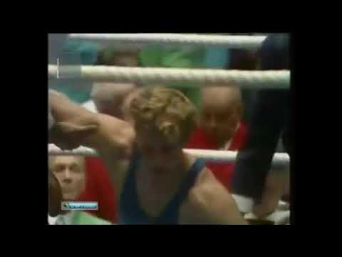 Самый молодой победитель Олимпиады по боксу в истории СССР.
