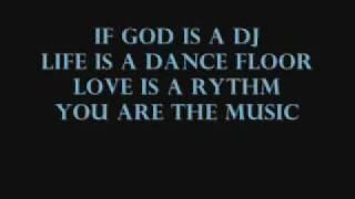 God is a DJ- Pink lyrics