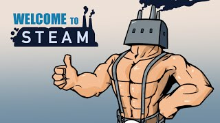 Welcome to Steam! - April Fools' Day 2015