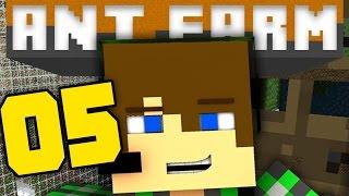 Minecraft Ant Farm E5 - OSSA E FRECCE INFINITE