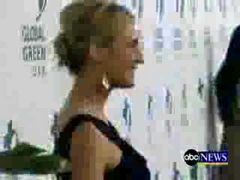 0 ABC News Covers the Green Carpet