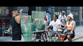 Swizz Beatz & A$AP Rocky Take Us On a Tour of The Bronx