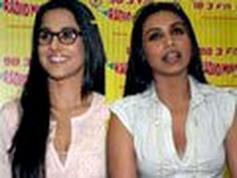Rani Mukherjee & Vidya Balan EXPOSED !!
